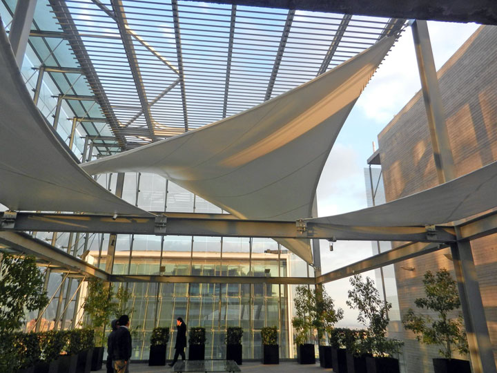 Terraza Edificio Arrau